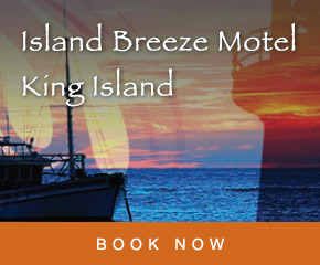 How To Fly To King Island From Burnie