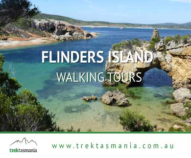 Flinders Island Walking Tours